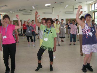 Dancercise2Health